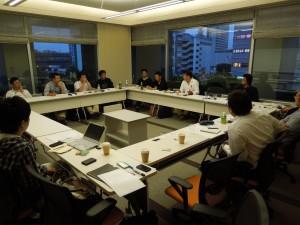 東北家づくり研究会 第一回会合